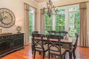 Debut Property Staging LLC Dinging Room Staging