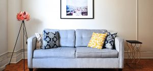 Debut Property Staging LLC Living Room 2