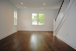 Debut Property Staging LLC Empty Dining Room