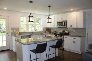 Debut Property Staging LLC Staged Kitchen