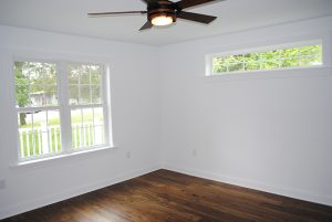 Debut Property Staging LLC Empty Bedroom
