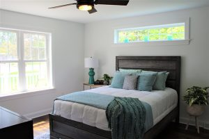 Debut Property Staging LLC Staged Bedroom