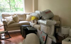 Debut Property Staging LLC Items to Be Moved